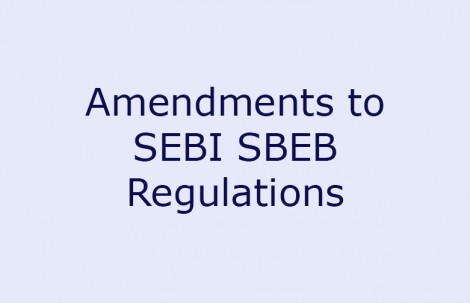 Amendments to SEBI SBEB Regulations