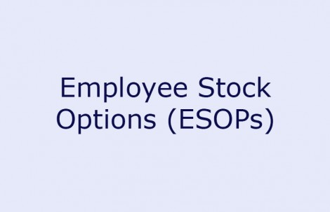 Employee Stock Options (ESOPs)