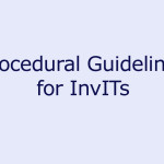 Procedural Guidelines for InvITs